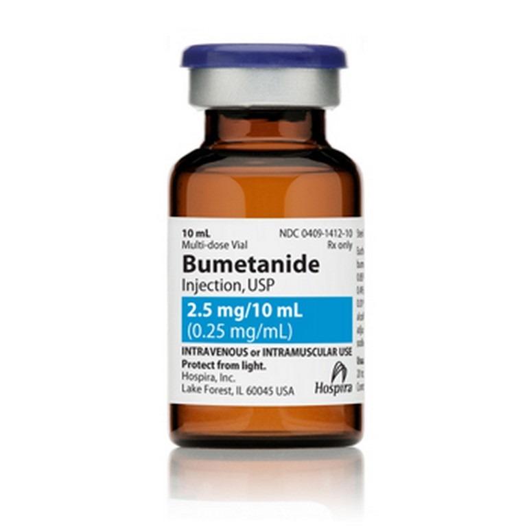 Буметанид: мочегонное средство с гипотензивным эффектом