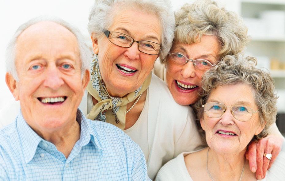 Возраст старше 65 лет