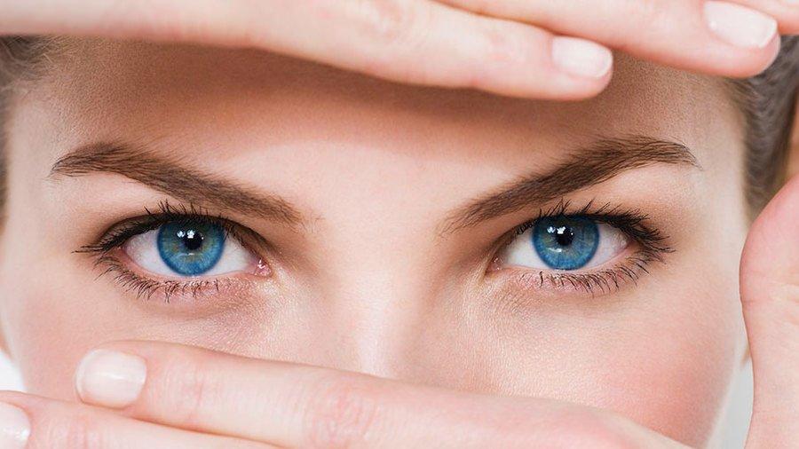 Уменьшение давления в зрительном органе