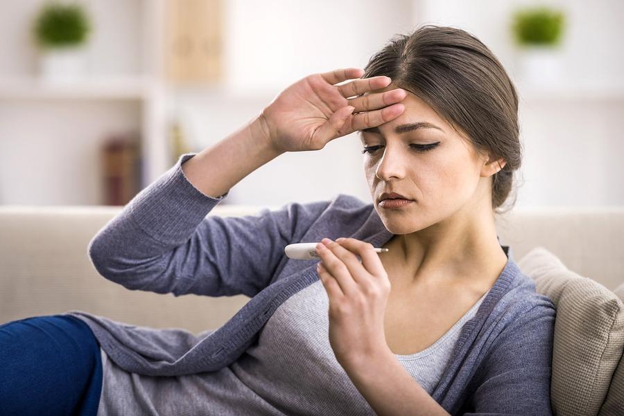 Давление при простуде