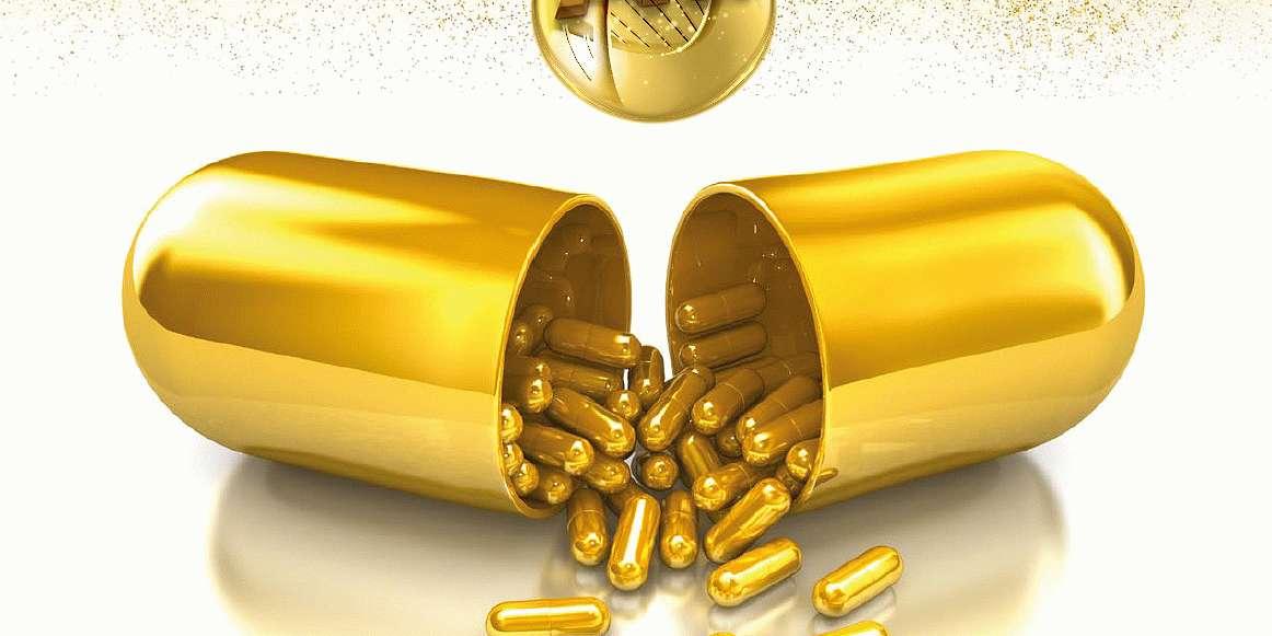 Медпрепараты золота