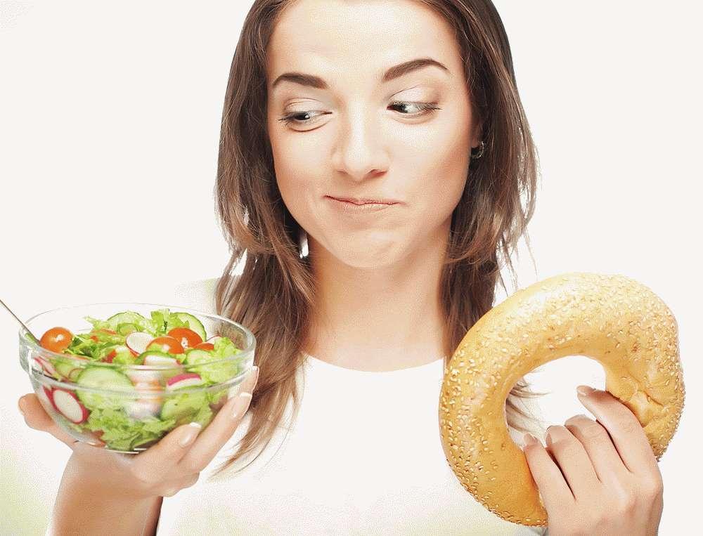 Привычки питания