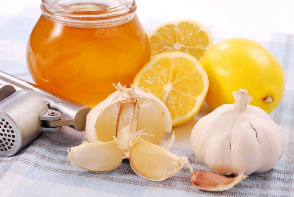 Рецепты слимоном, медом и чесноком от высокогокровяногодавления