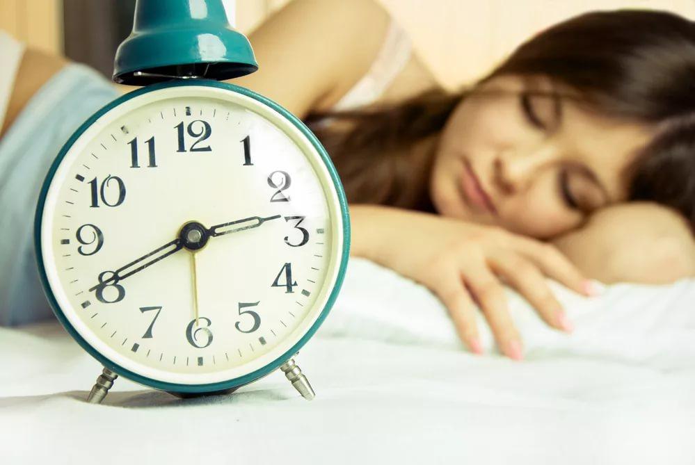 Неправильный режим сна