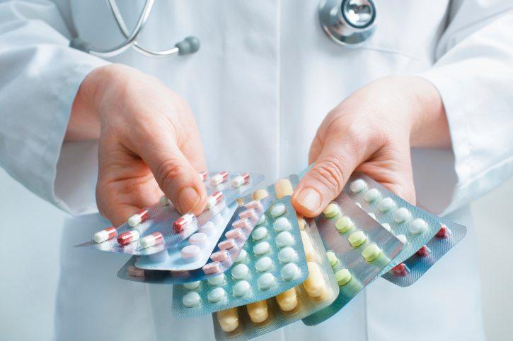 Бета-блокаторы – список препаратов