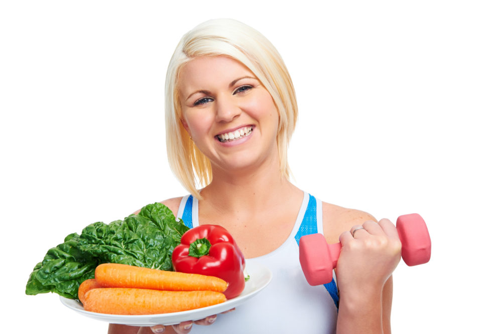 Питание и физическая активность