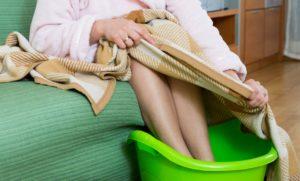 Ванночки для ног для снижения АД