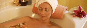 Ванна для расслабления при АД