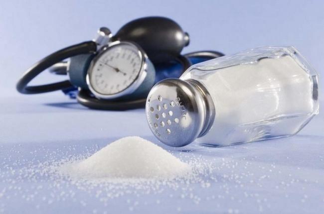 Соль и кровяное давление