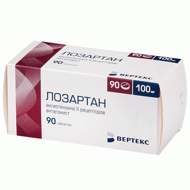 Таблетки от давления лозартан инструкция по применению