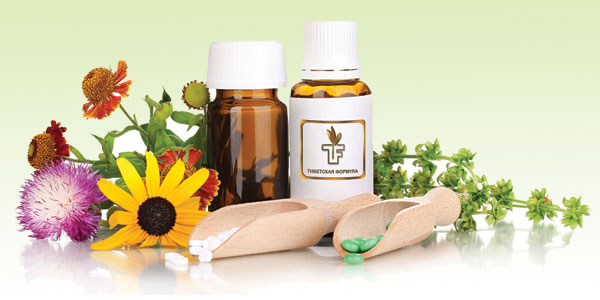 Лекарственные препараты на травах