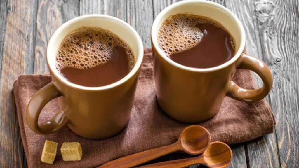 Какао напиток