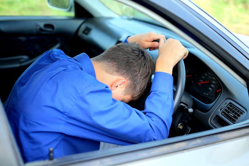 Отказаться от управления транспортным средством