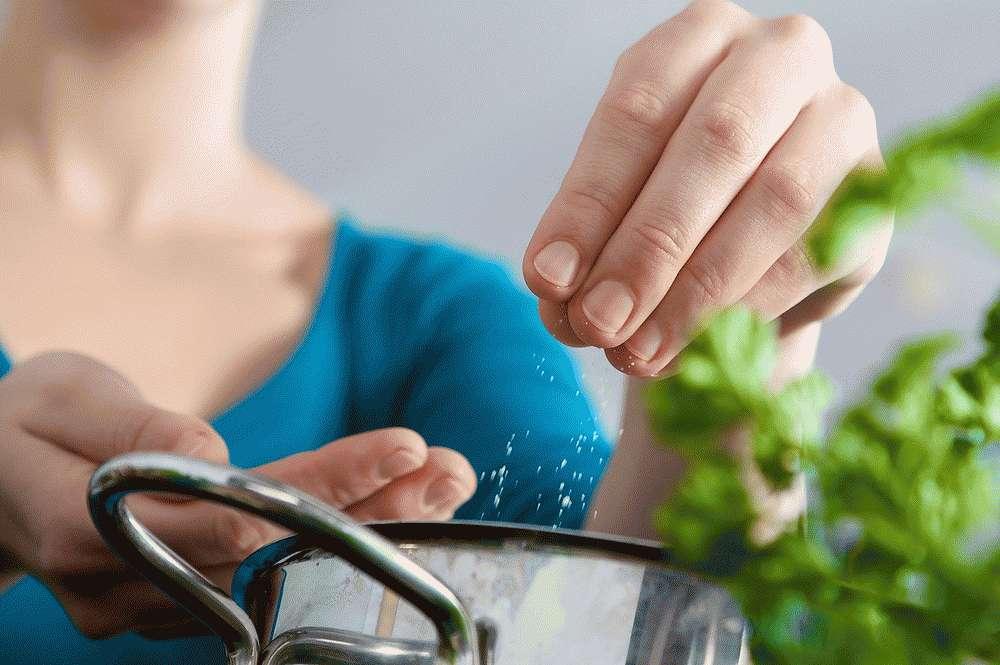 Норма соли в день для человека