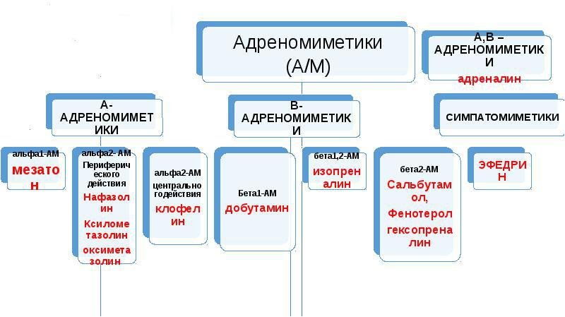Альфа-адреномиметики