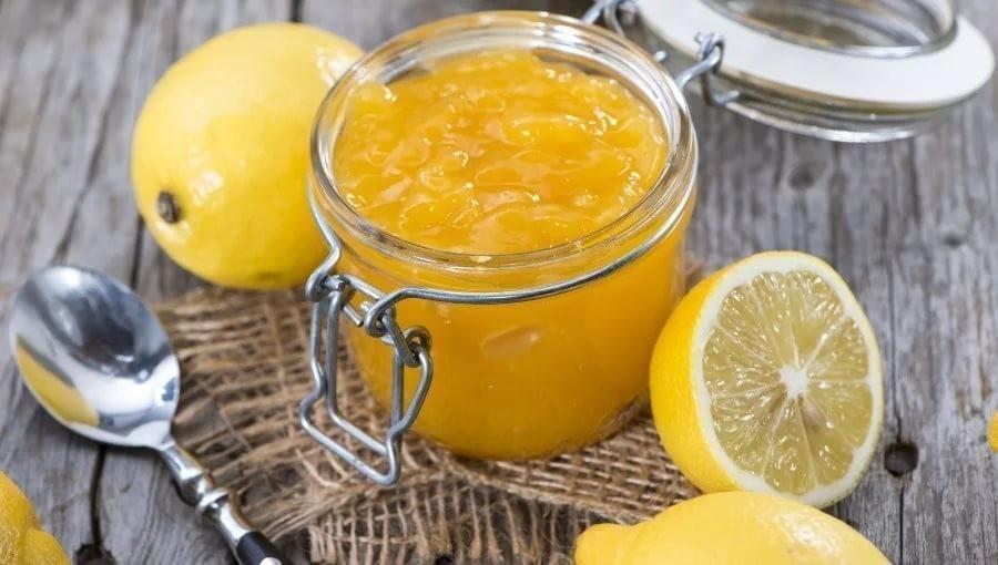 Медово-лимонная смесь