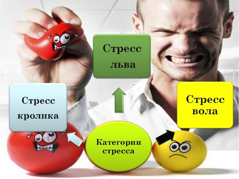 Реакция на стресс