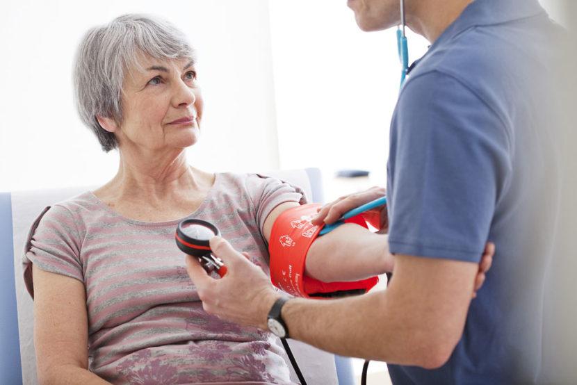 Лечение гипертонии в пожилом возрасте
