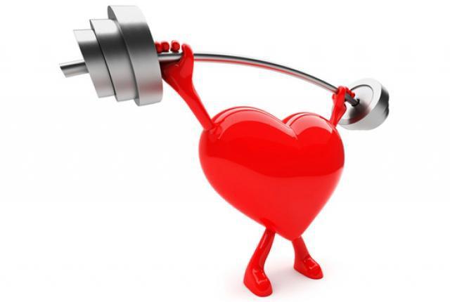 Уменьшается нагрузка на сердце