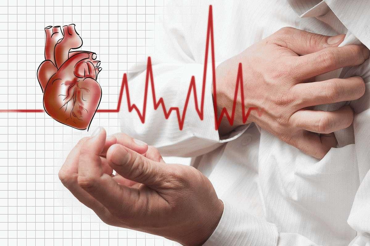 Ухудшение состояния сердца