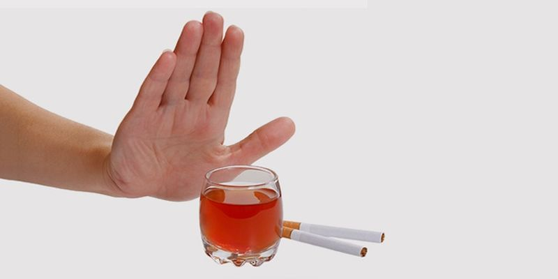 Не пейте и не курите