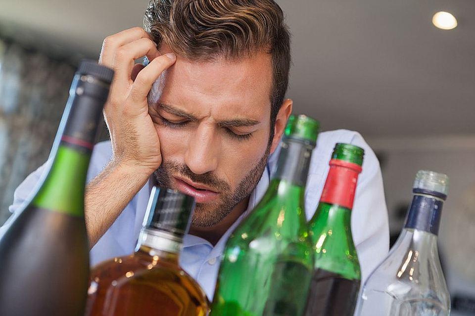 Спиртное и давление