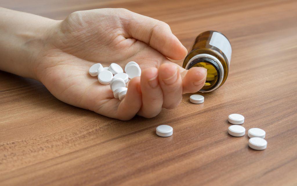 Передозировка лекарственными средствами