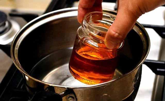 Нагретый выше 40о C мед теряет все свои полезные свойства