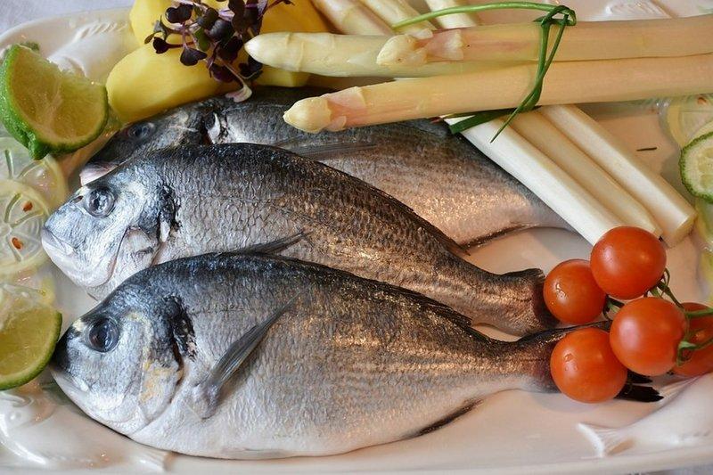 Рыба в рационе гипертоника