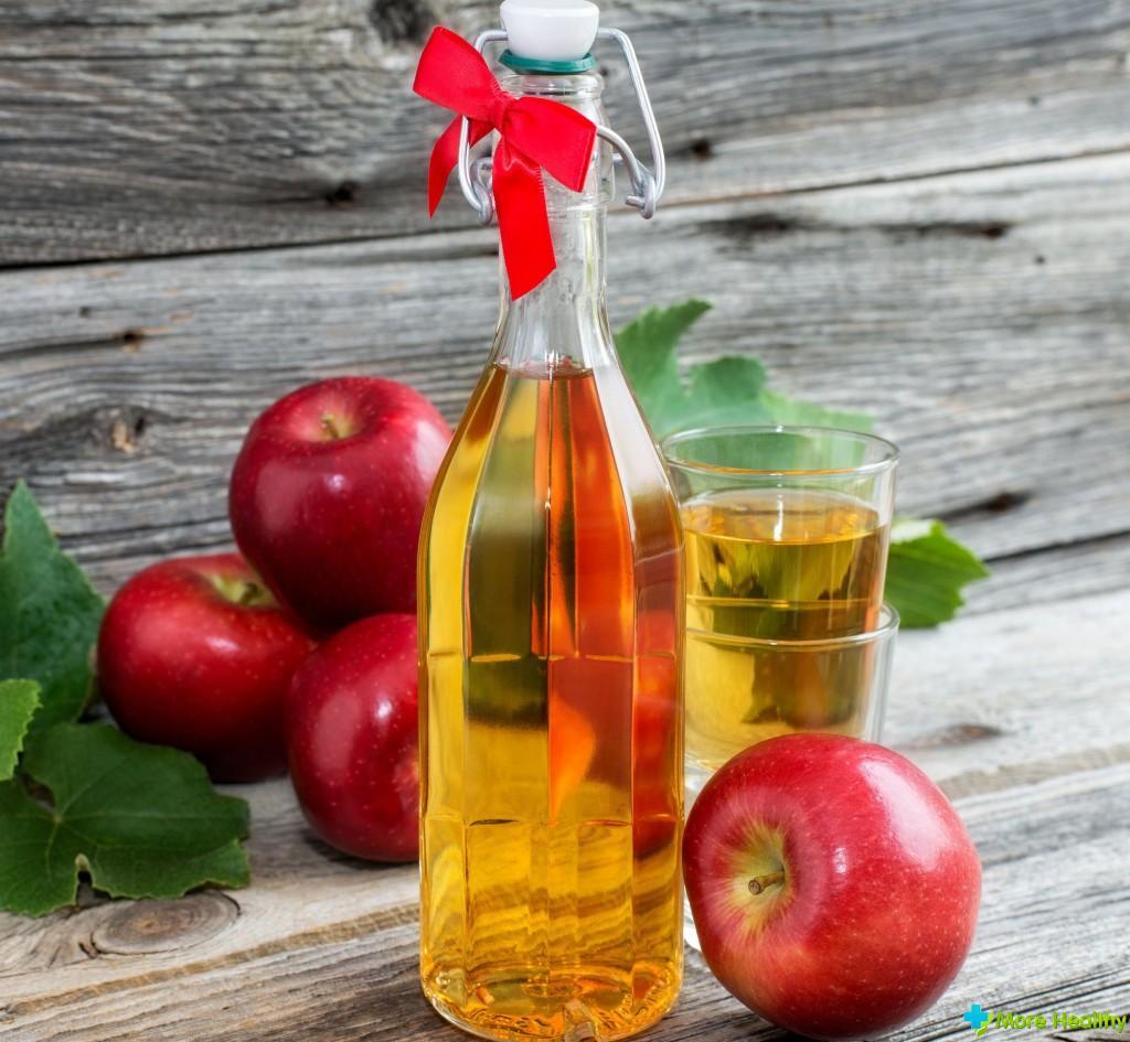 Применение яблочного уксуса от давления при повышенных показателях