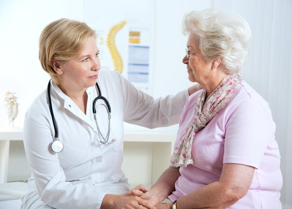 Советы врача возрастным пациентам