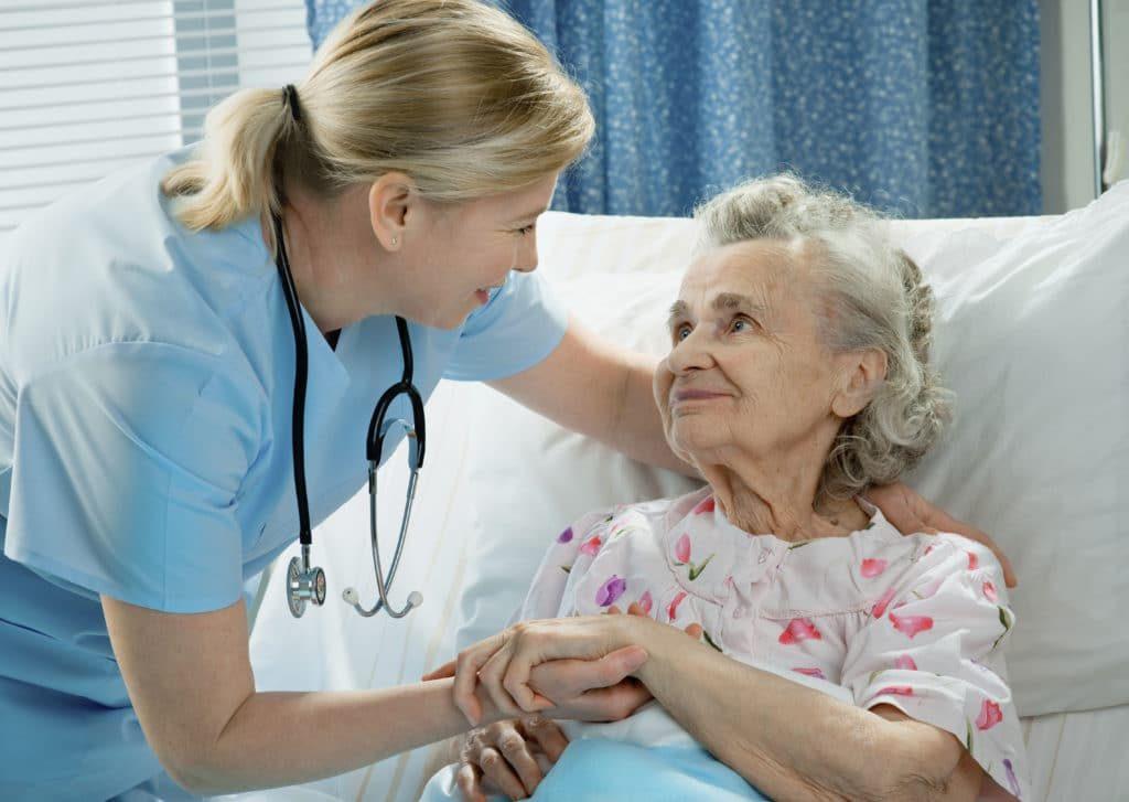 Пожилой возраст пациента