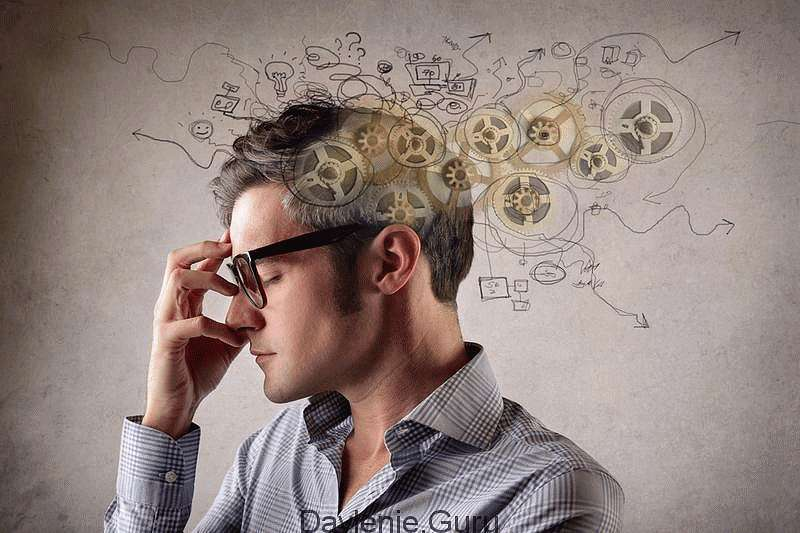 Теряется способность связного мышления