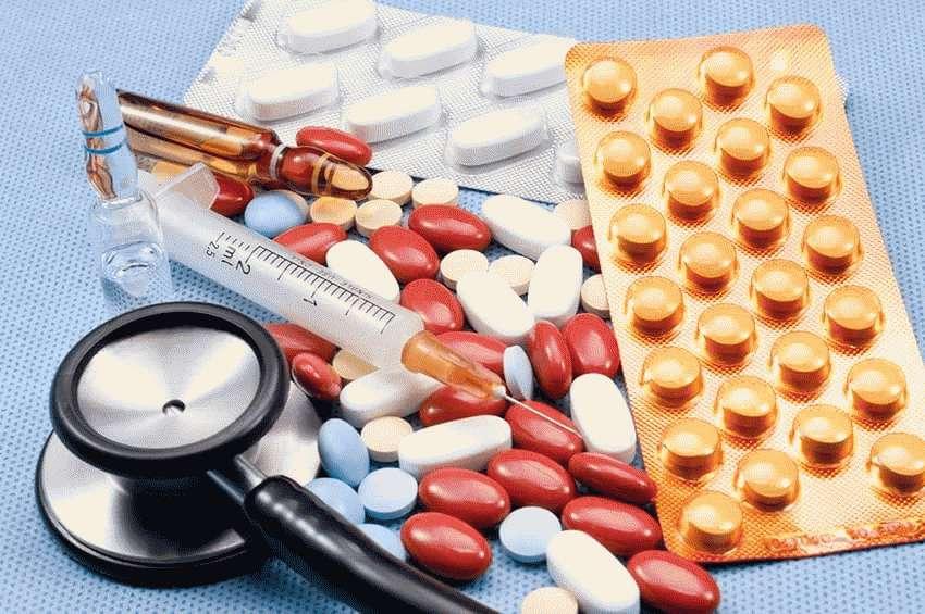 Таблетки для снижение АД