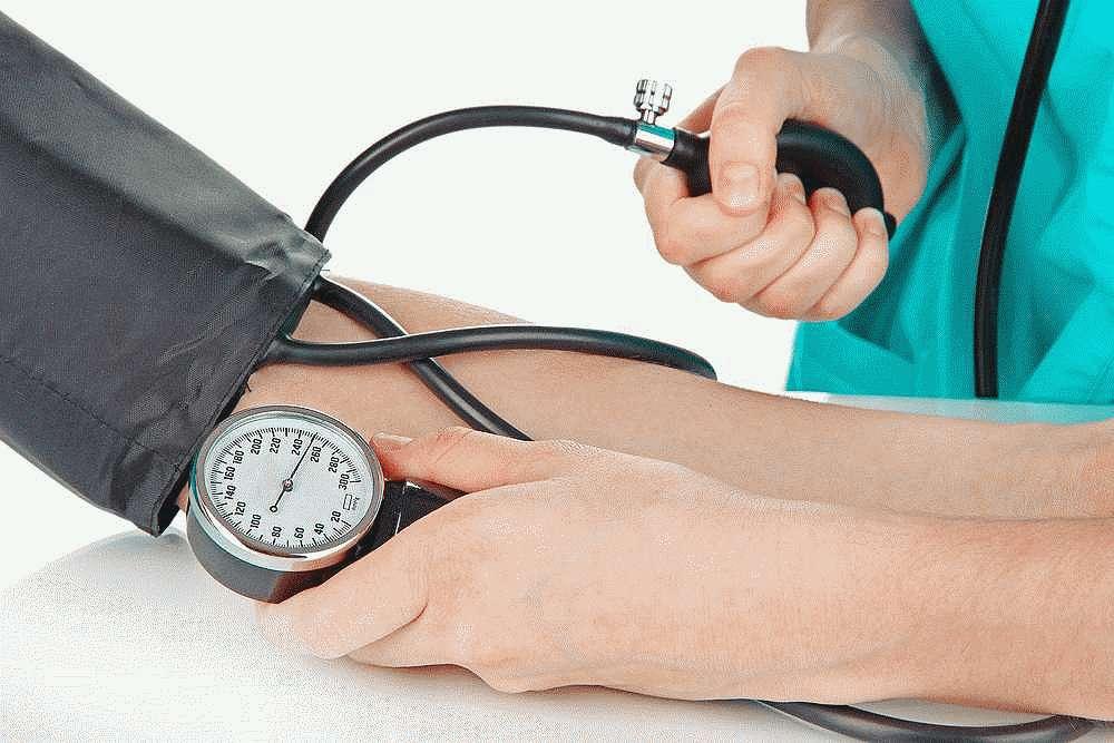 Колебания артериального давления
