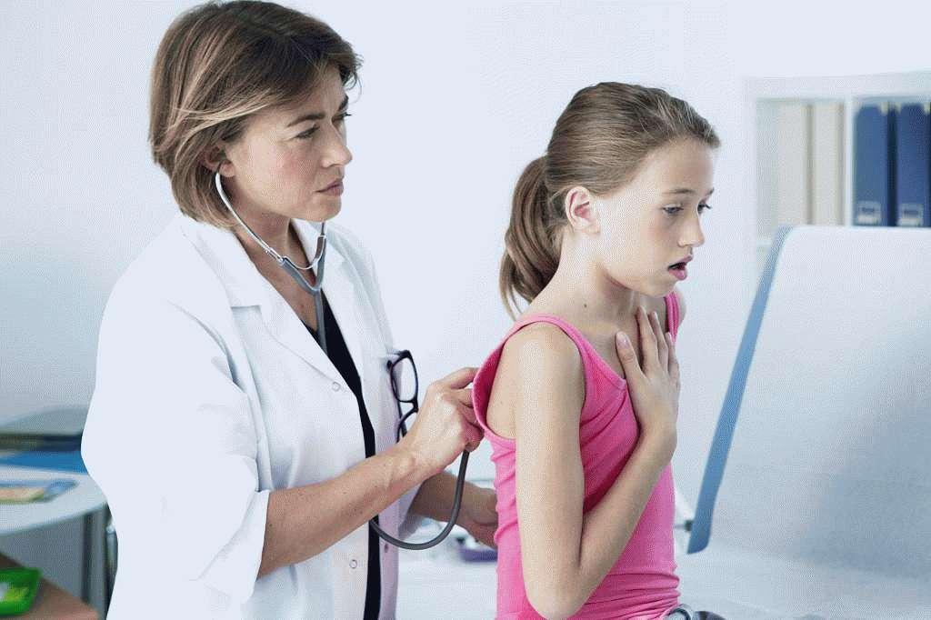 Сердечная астма у детей
