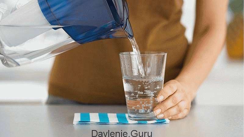 Запивать таблетку большим количеством воды