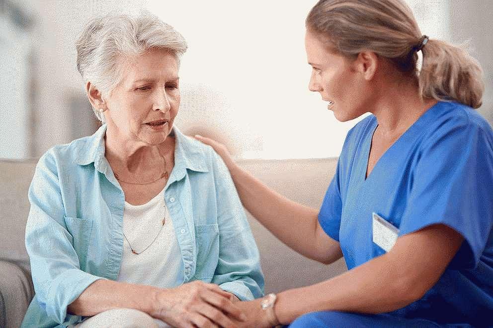 Пациент с деменцией