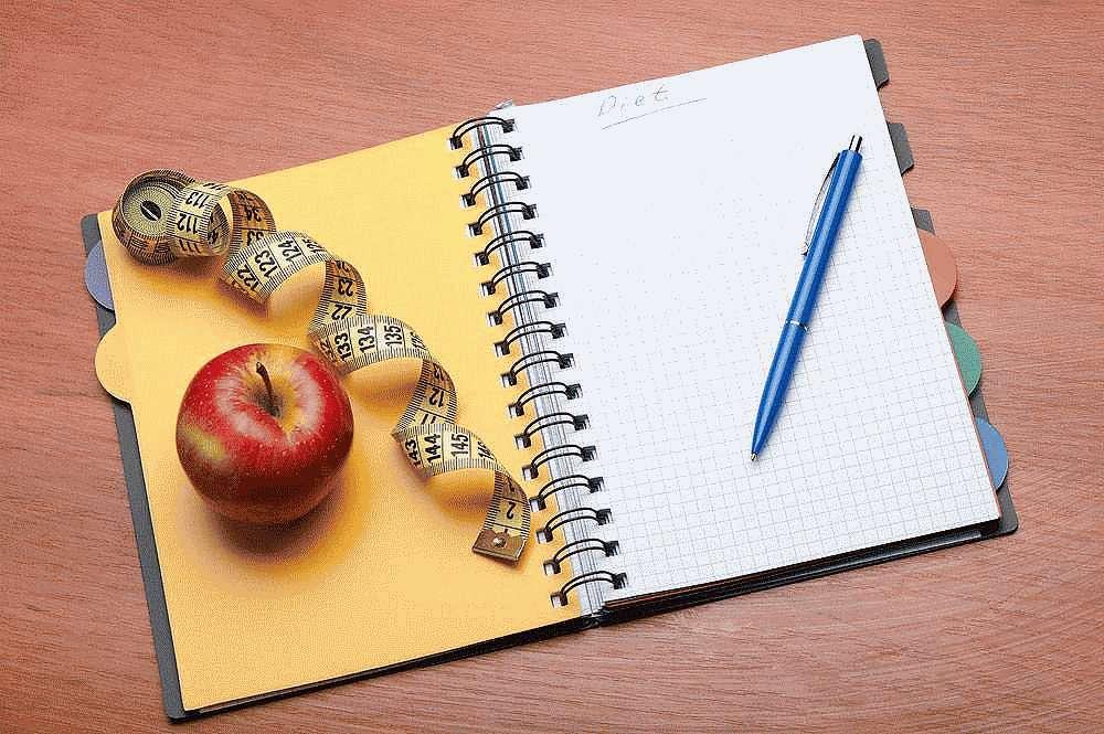 Вести дневник питания