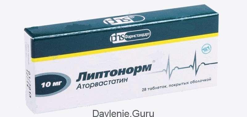 Липтонорм препарат