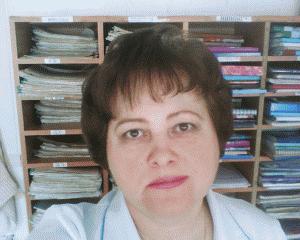 Дубовец Надежда Николаевна