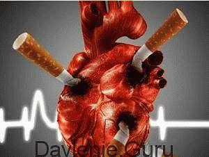 Основная причина сосудистых проблем – курение