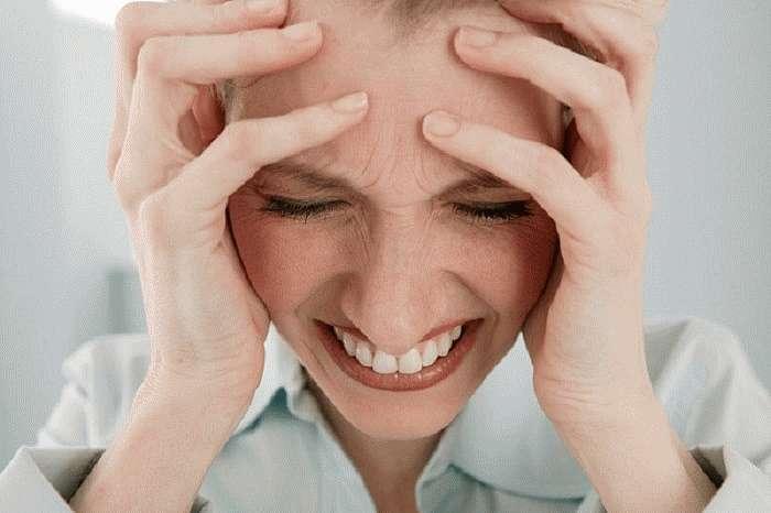 Синдром каска неврастеника