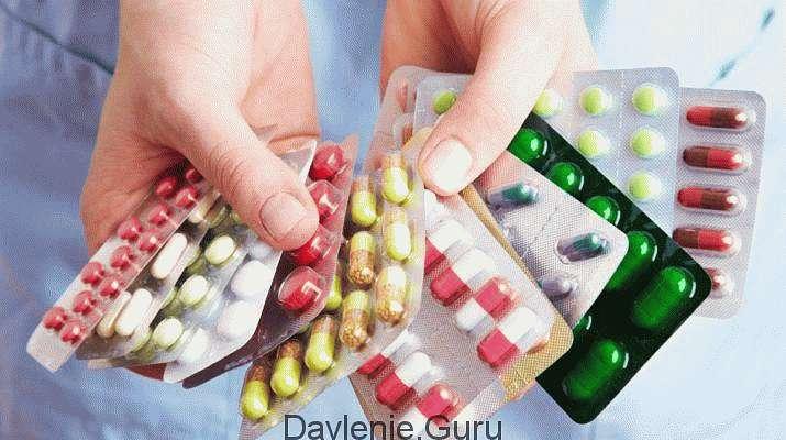 Результаты медикаментозного взаимодействия