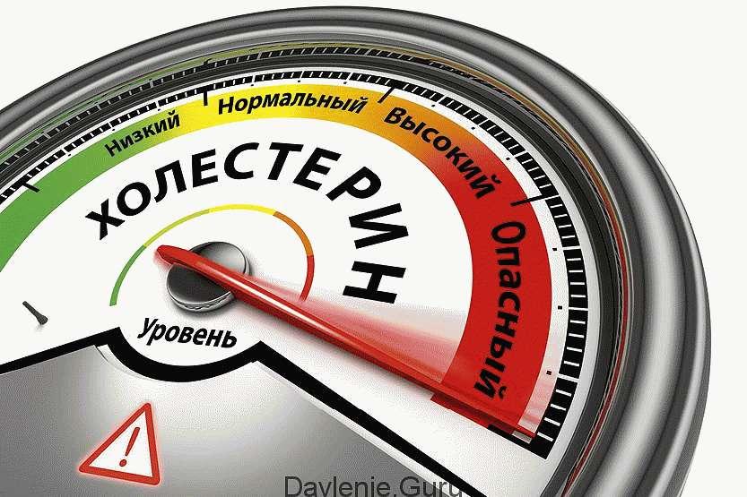 Снижая высокий уровень холестерина
