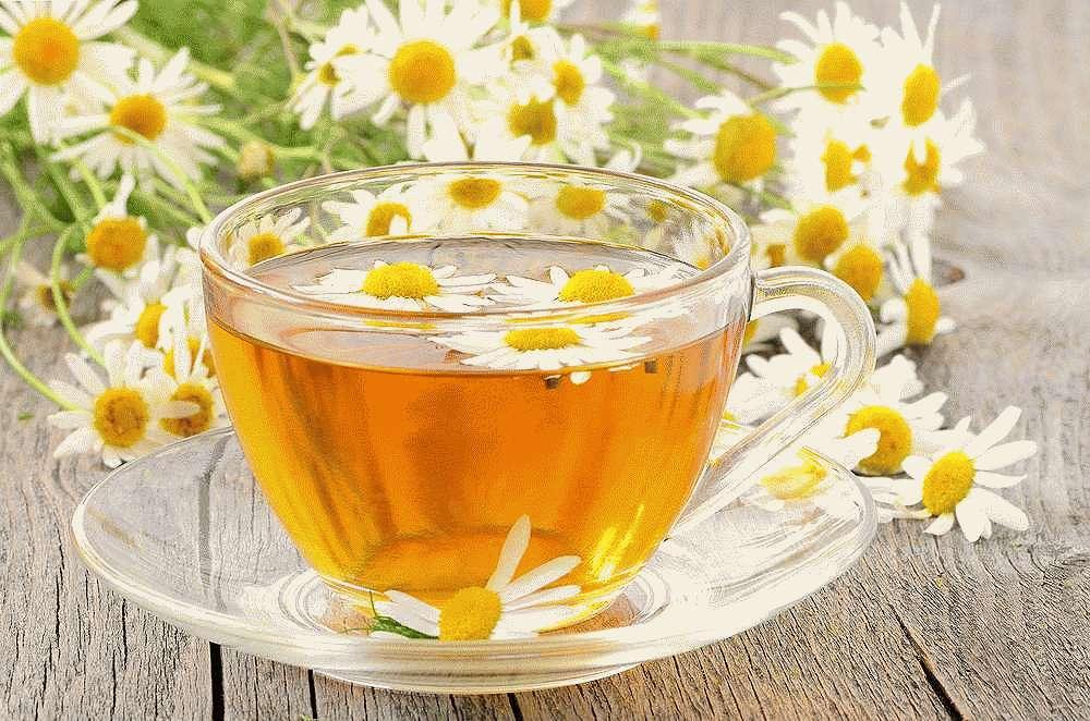 Травяные успокаивающие чаи