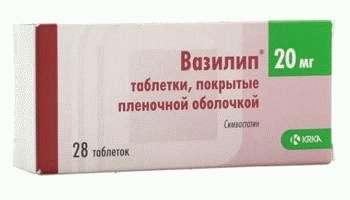 Общие сведения о многофункциональном препарате Вазилип