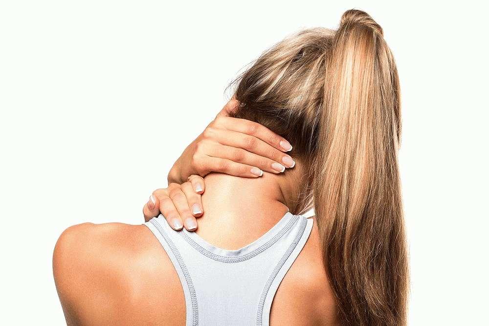 Неподатливость мышц затылочной части головы