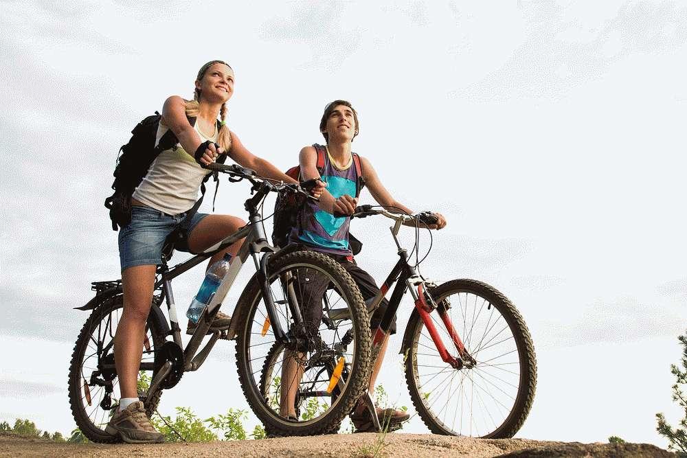 Велосипедные нагрузкии