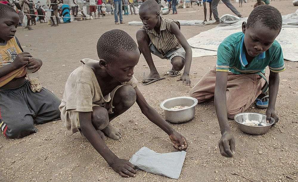 Высшие показатели эпидемий в Африке
